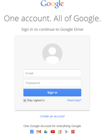 Schermata di login falsa (fonte: Symantec)